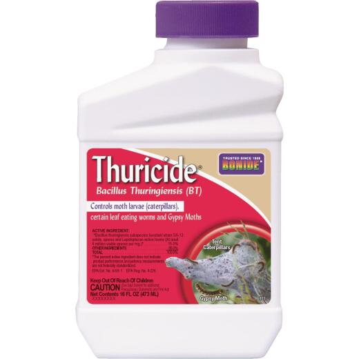 Bonide 1 Pt. Liquid Concentrate Thuricide